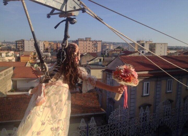 Volo dell'Angelo solidale, le bambine degli anni scorsi donano il loro abito