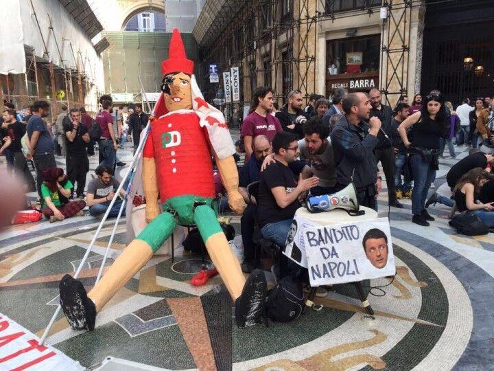 Napoli blindata per la visita di Renzi. Il premier in città per il caso Bagnoli