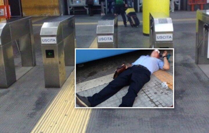 Mazzate contro il controllore della metro, arrestati in cinque. ECCO I NOMI