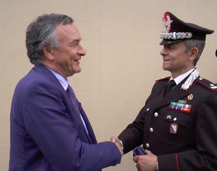 Raid a Secondigliano, la visita del vice ministro Bubbico e del prefetto Pantalone