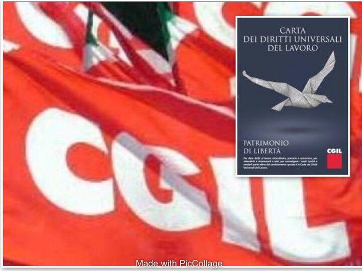 Carta dei Diritti, sabato parte la raccolta firme della Cgil a Marano, Qualiano e Villaricca