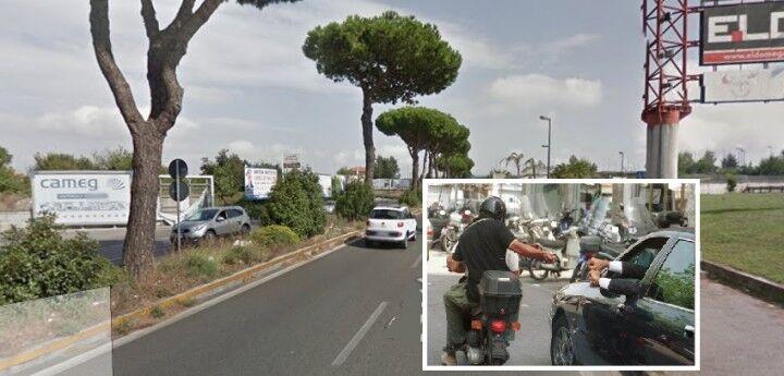 Terrore sul doppio senso, rapina a mano armata a un prete di Villaricca