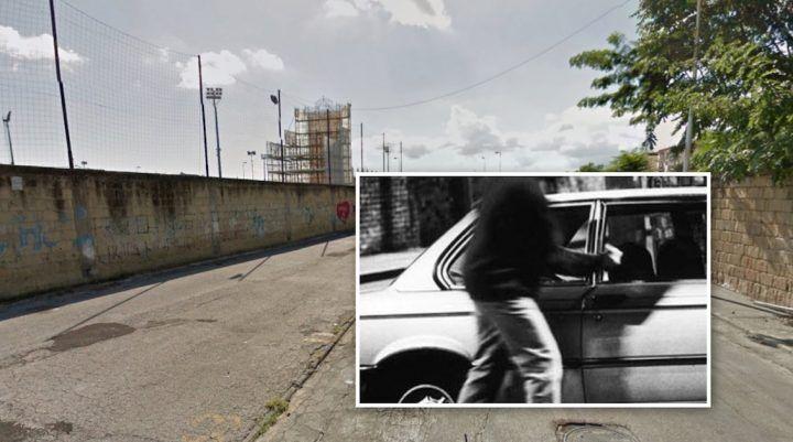 Choc a Frattamaggiore, coppia di ventenni rapinata vicino al campo Ianniello