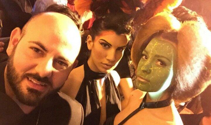 All'Agora Morelli moda, stile e solidarietà: tra i protagonisti della serata anche il giuglianese Castrese Galluccio