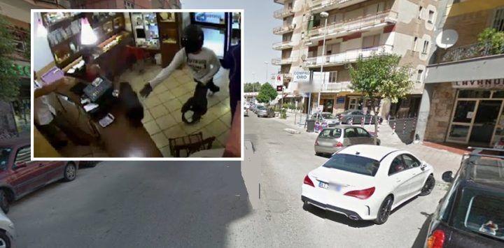 Marano, rapina a una gioielleria. Malviventi picchiati dalla folla