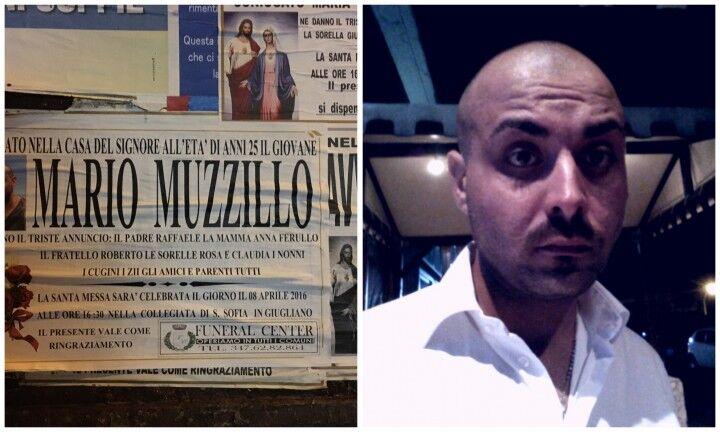 Giugliano in lutto, domani i funerali di Mario Muzzillo