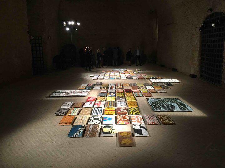 Semenze, grande successo per l'inaugurazione della mostra di Laura Niola