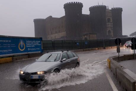 Maltempo in Campania, scatta l'allerta meteo. Ecco fino a quando