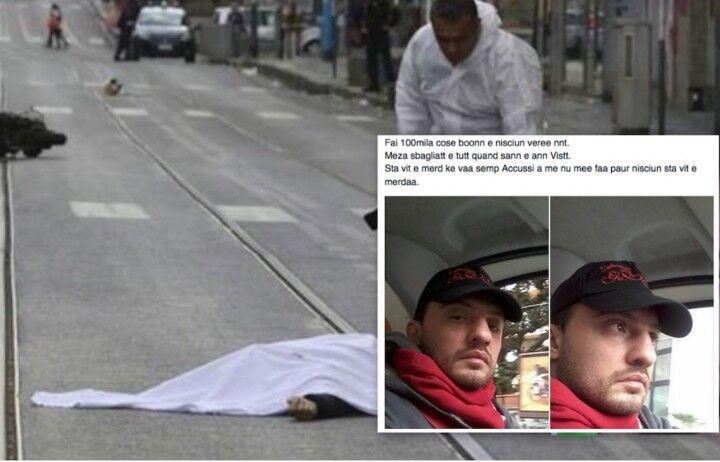 """Napoli, Peppe Matino ucciso per stare con la donna sbagliata. Il post su Fb: """"Non ho paura di nessuno"""""""