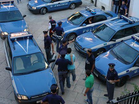 Blitz della Polizia contro ladri di merce, 29 arresti. LEGGI TUTTI I NOMI