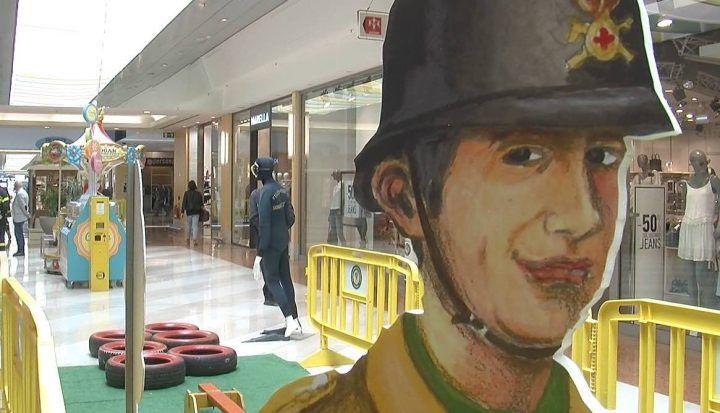 Giugliano, i bambini delle scuole pompieri per un giorno: l'iniziativa del parco commerciale Auchan