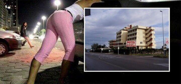 Prostituzione negli hotel del litorale, 12 indagati. Tre sono di Giugliano e tre di Qualiano. ECCO I NOMI