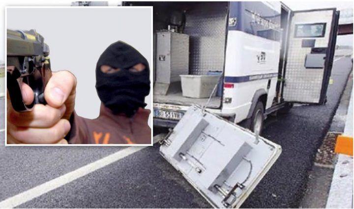 Giugliano, assalto armato a un furgone di lavatrici. Rapinatori in fuga