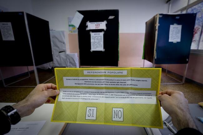 Referendum trivelle, flop dei votanti. Ecco tutte le percentuali nell'area nord