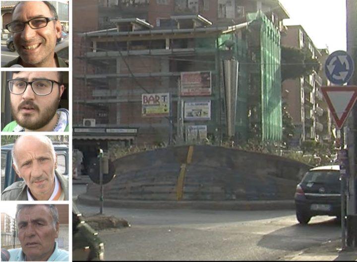 """Marano, il sindaco annuncia l'abbattimento della rotonda """"titanic"""". Ecco cosa pensano i cittadini"""
