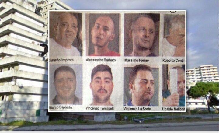Scampia, colpo alla mala delle Vele. 20 condanne per quasi un secolo di galera
