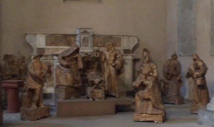Napoli senza mare e i templari: connubio perfetto