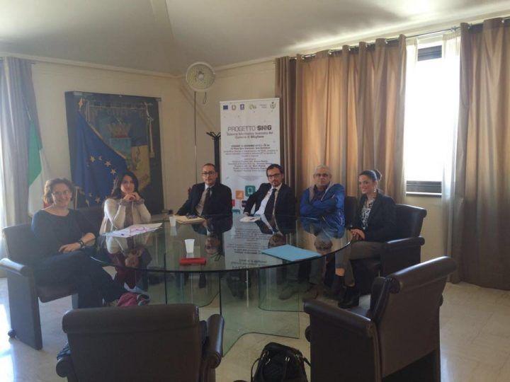 """A Giugliano la prima riunione regionale di Eurodesk. """"Stimolare i giovani ad un ruolo attivo"""""""