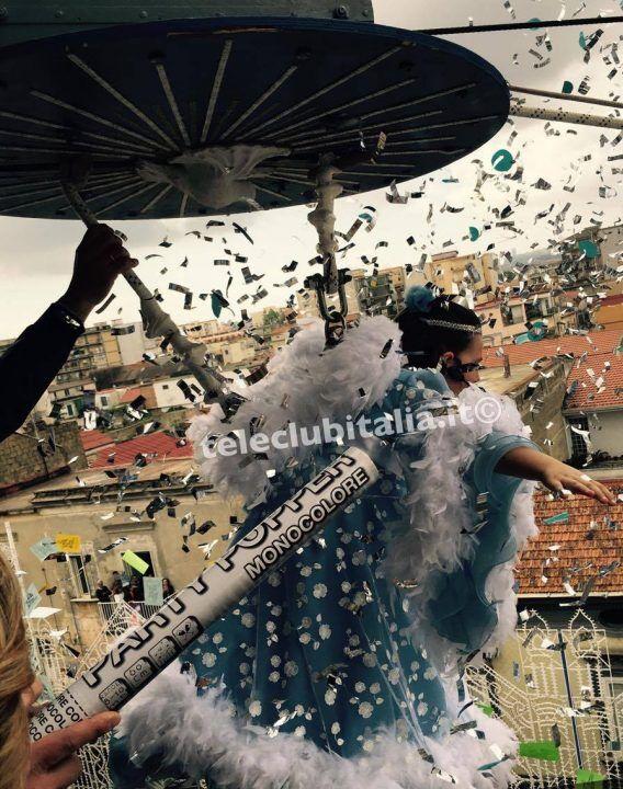 Volo dell'Angelo in piazza Annunziata, ecco tutte le foto