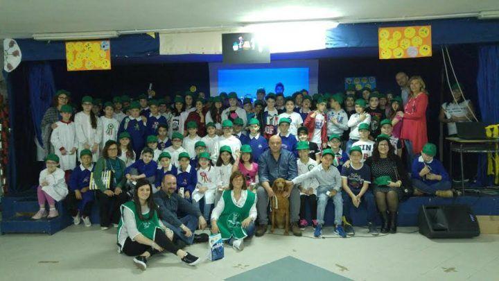 """Qualiano, incontro """"Noi e gli animali"""" con gli alunni della Don Bosco"""