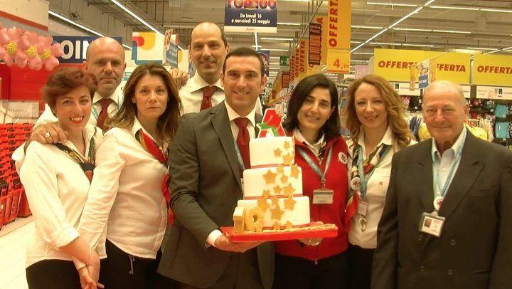 Auchan Giugliano compie dieci anni, una settimana di eventi e promozioni