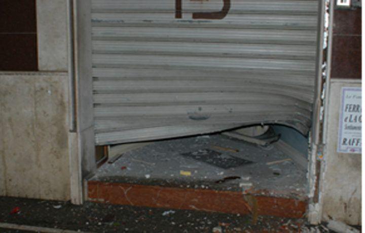 Giugliano, ancora un raid dei ladri in un negozio