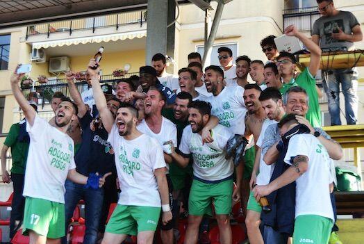 Afro-Napoli in promozione, la squadra multietnica vince il campionato di Prima Categoria
