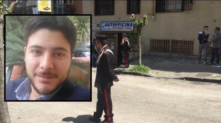Agguato a Marano, uccisi padre e figlio nell'officina di famiglia