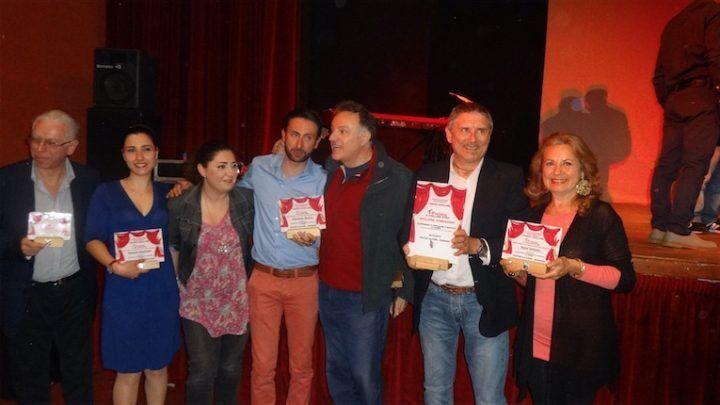 """Marano, al teatro Alfieri assegnati i premi della prima rassegna teatro amatoriale """"Il Giullare D'Oro"""""""
