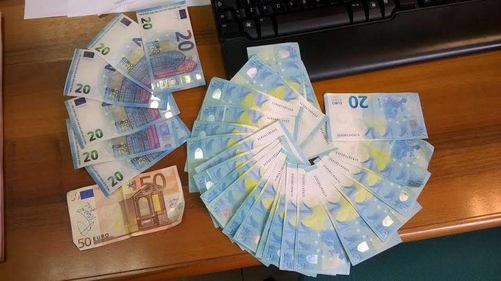 Falsificava nuove banconote da 20, preso genero del boss Montescuro