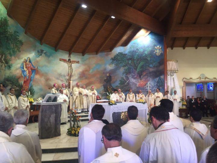 25 anni di sacerdozio, celebrazione e festa a Casacelle per Monsignor Gerardo Belzaino