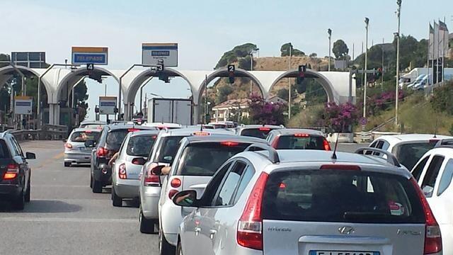 Attenzione al ponte del 2 giugno, sciopero degli addetti delle autostrade