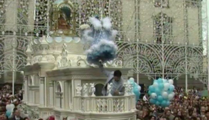 Madonna della pace, la lunga diretta dei festeggiamenti su TeleClubItalia