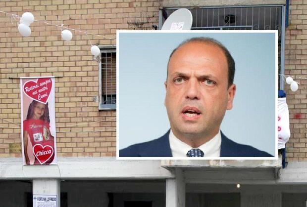 "Bambina violentata ed uccisa, Alfano: ""Chi sa parli"""