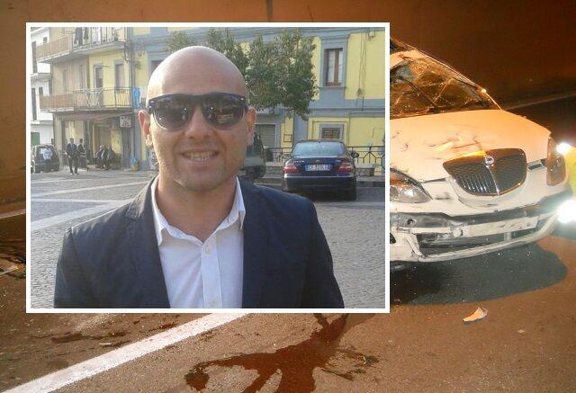 Altra tragedia della strada, Agostino muore a soli 29 anni