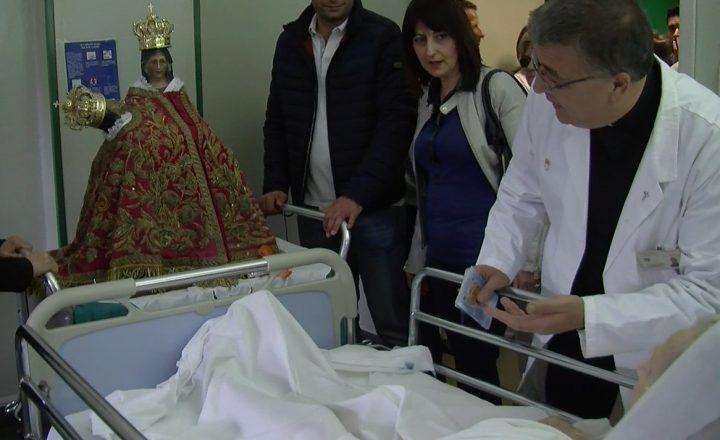 Madonna della Pace, la Vergine dagli ammalati del San Giuliano