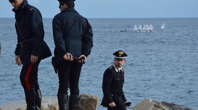Choc a Napoli, ritrovato cadavere al molo
