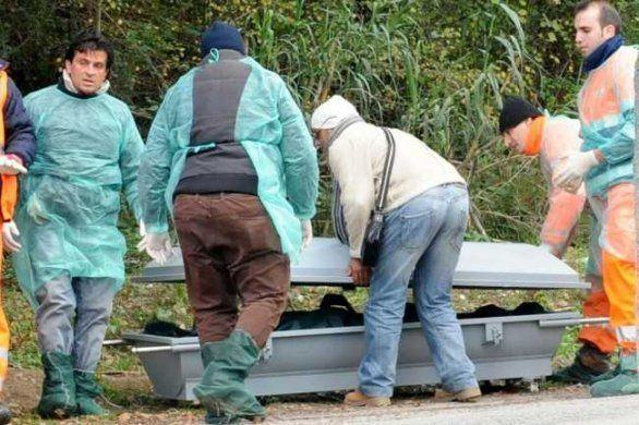 Provincia, donna trovata morta con gli slip abbassati. Si pensa a un killer