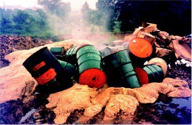 Terra dei fuochi, sversava rifiuti fuorilegge. In manette 54enne maranese