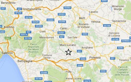 Terremoto in Campania, trema il salernitano