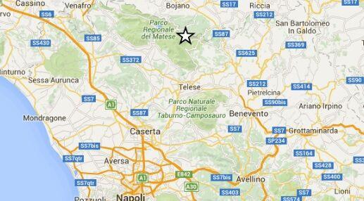 Altra scossa di terremoto, trema ancora la Campania
