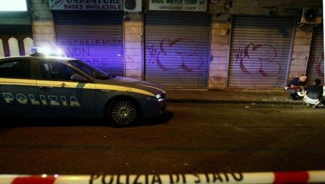 Terrore a Napoli, spari contro la casa di due pregiudicati