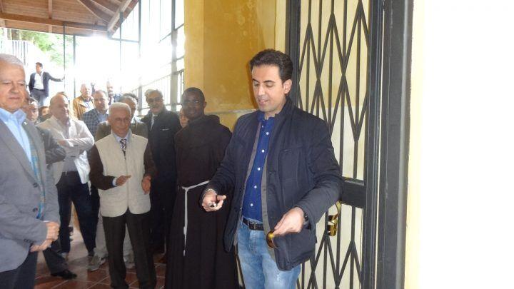 Marano, inaugurato l'antico convento francescano