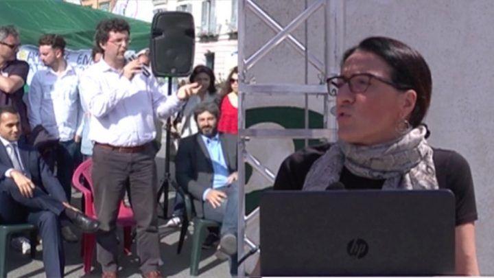 Elezioni Napoli, Pd e 5 stelle aprono campagna elettorale
