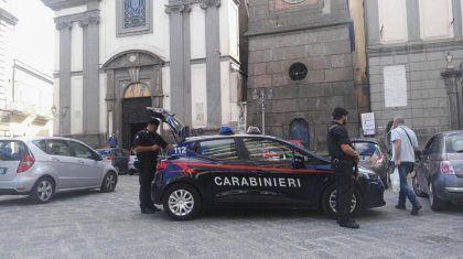 carabinieri piazza annunziata