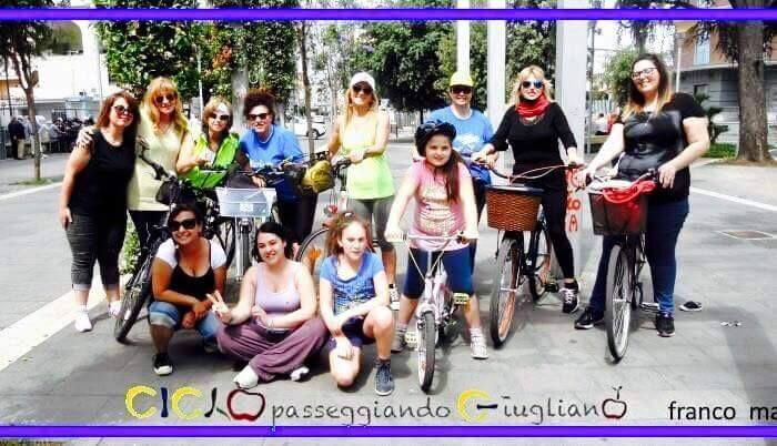 Ciclopasseggiando, diversi eventi questa settimana: Giugliano, Villaricca ed Ischia