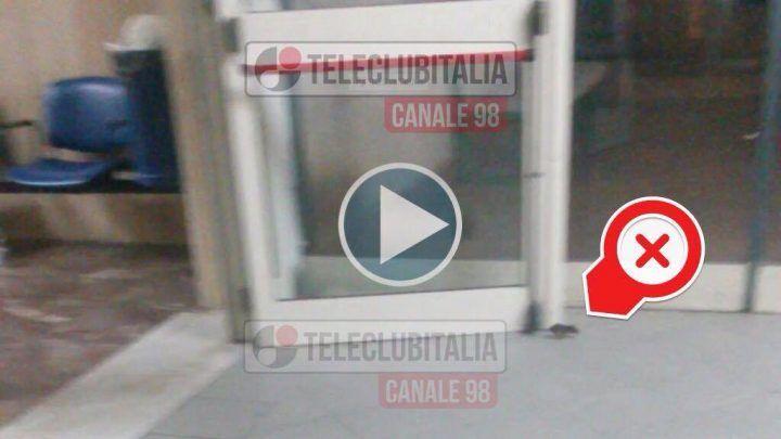 Scandalo al San Giuliano, topi al pronto soccorso. I pazienti filmano la vergogna