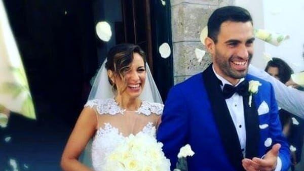 Nozze vip a Capri, si sposa con Giulia un famoso calciatore di Serie A