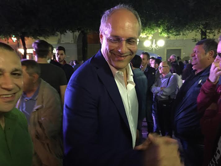 """Villaricca, Gianni Granata: """"Felice di poter rilanciare dal centro la nostra città"""""""