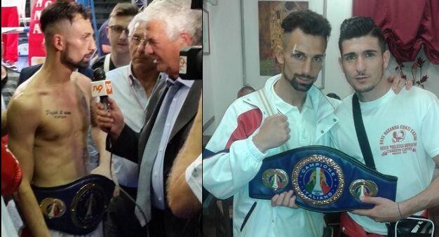 Boxe, il mugnanese Nicola Cipolletta mantiene il titolo italiano